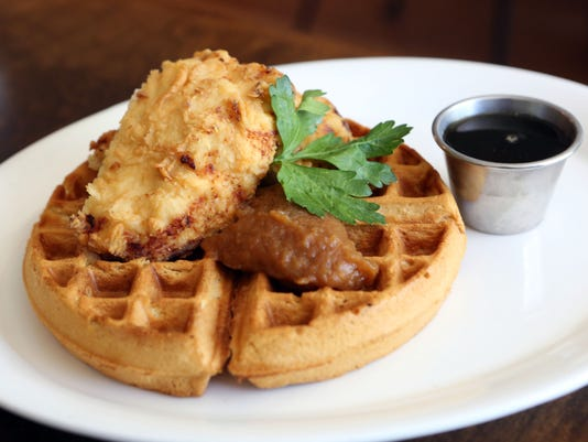 5 Places To Get Your Chicken And Waffles Fix