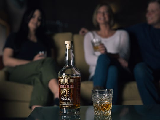 Pennington's Rye Whiskey comes from the husband and