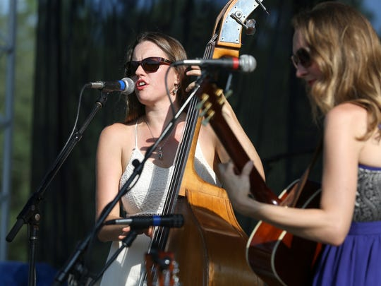 The Adventures of Annabelle Lyn play an opening set