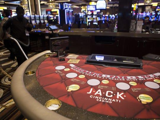 Jack Cincinnati Casino is the region's top gambling