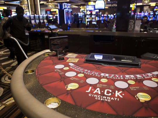 Jack Cincinnati Casino is the region's top gambling