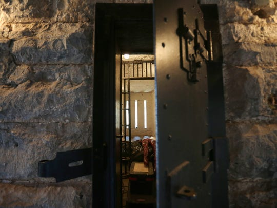 The old county jail will be one of the attractions