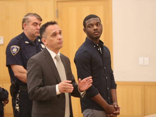 Nashaun Hunter - Mike Nolan shooting sentencing