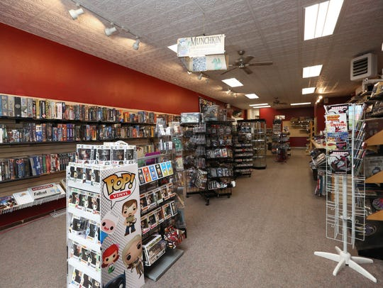 Stockpile Games has recently moved to a new location