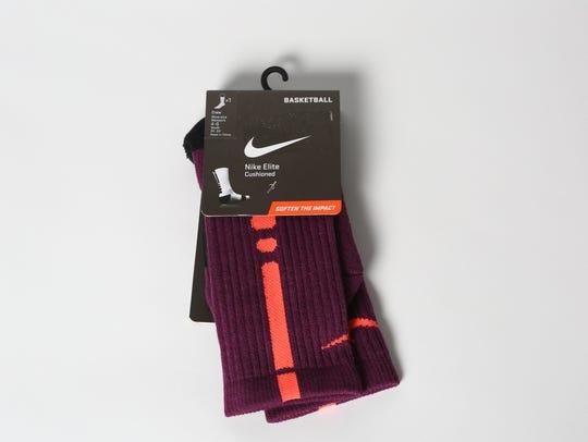 NIke's crew socks are Elite.