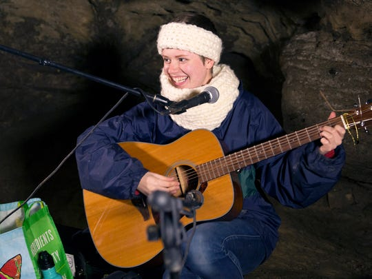 3af27ce2a23 Man behind Curt s New Hat records album in Maquoketa caves