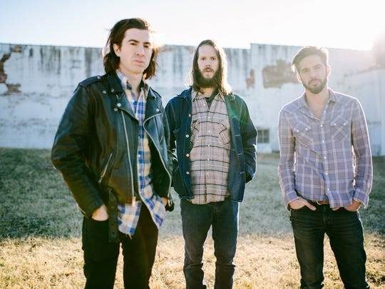 The Whigs headline a big roster of live music draws
