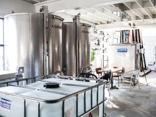 Cardinal Spirits, Bloomington's first artisan distillery,