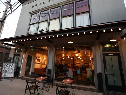 Union Arts Center Bridging Art
