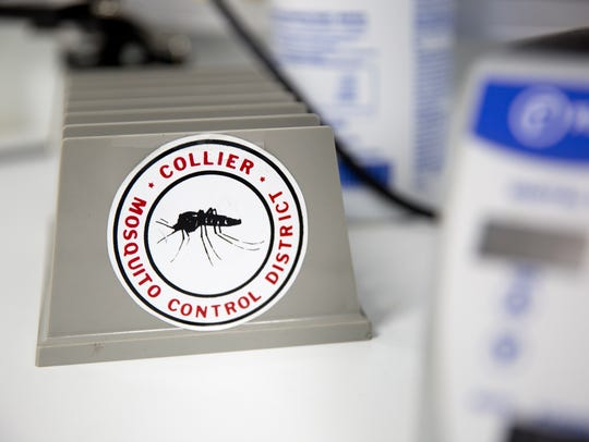 The Collier County Mosquito Control District is upgrading
