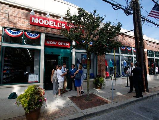 Modell's Grand Opening Mount Kisco