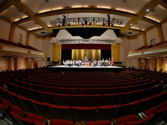 The Asheville Symphony Orchestra's 2016-2017 season runs from September through May.