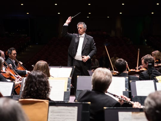 Nir Kabaretti, music director of Southwest Florida