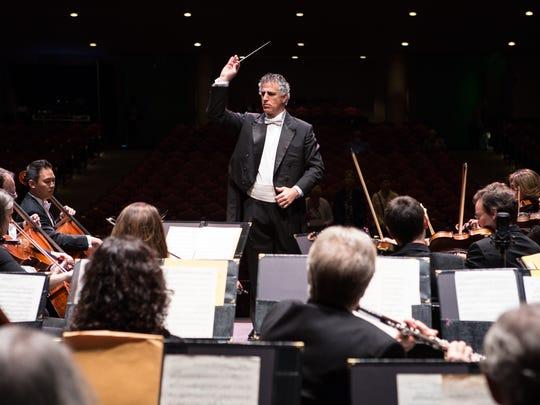 Nir Kabaretti, music director of Southwest Florida Symphony