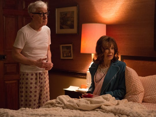 Woody Allen and Elaine May star as a married couple