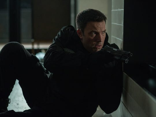 Ben Affleck in an action hero with autism in  'The