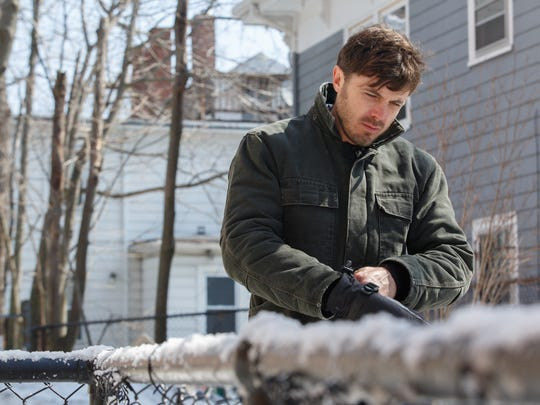 Casey Affleck in 'Manchester by the Sea.'