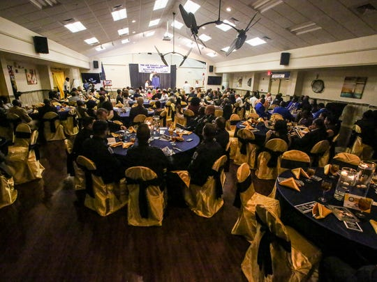 Lee County's branch of the National Association for the Advancement of Colored People (NAACP) held its annual Freedom Fund Banquet at the Dr. Carrie Robinson Center in Fort Myers.