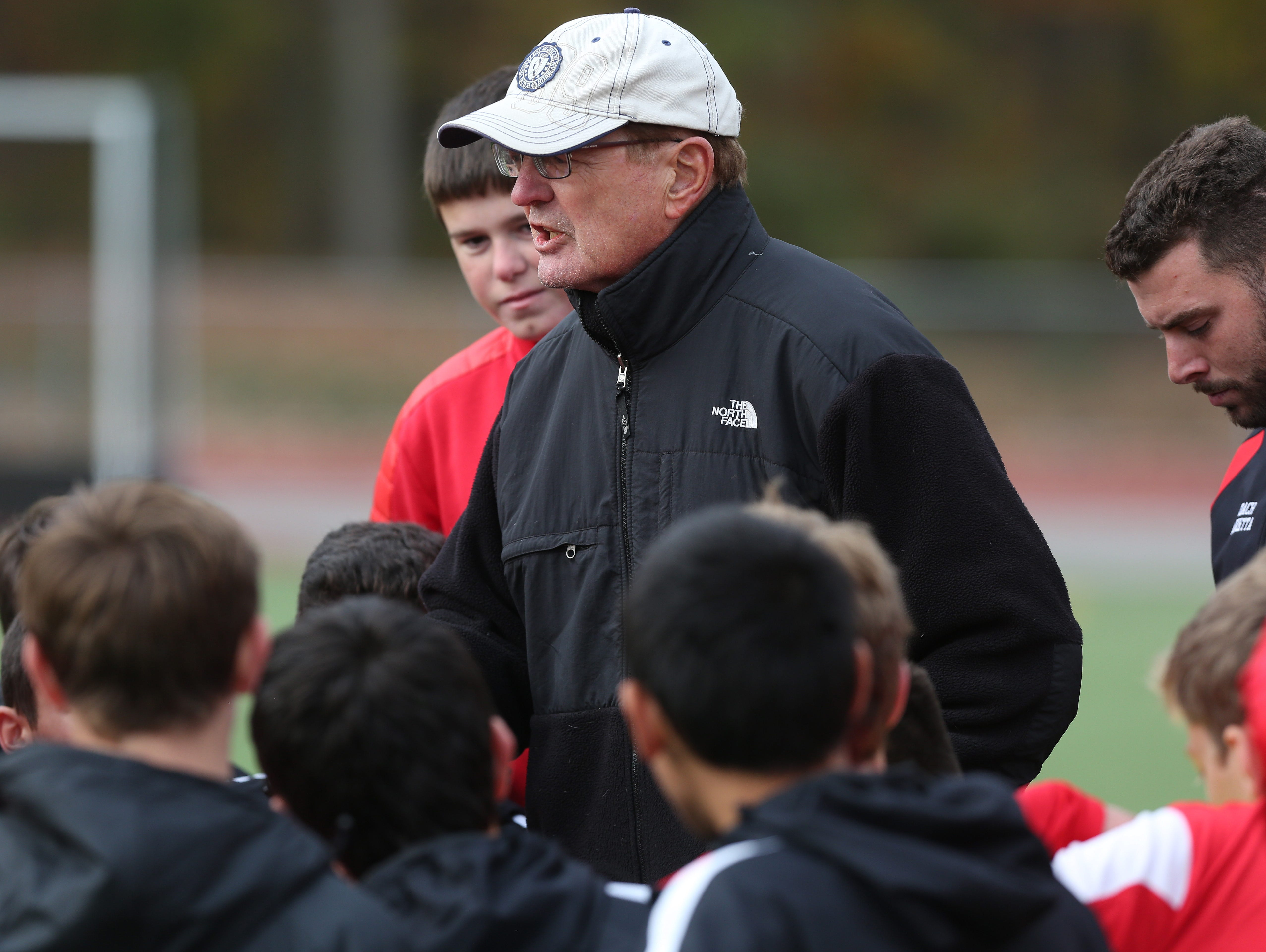 Somers defeated Pearl River 1-0 in the boys soccer Section 1 Class A championship game at Lakeland High School in Shrub Oak High School Oct. 29, 2016.