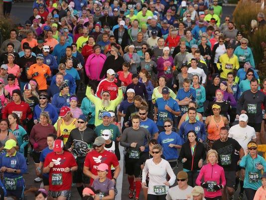 Springfield race Bass Pro Marathon