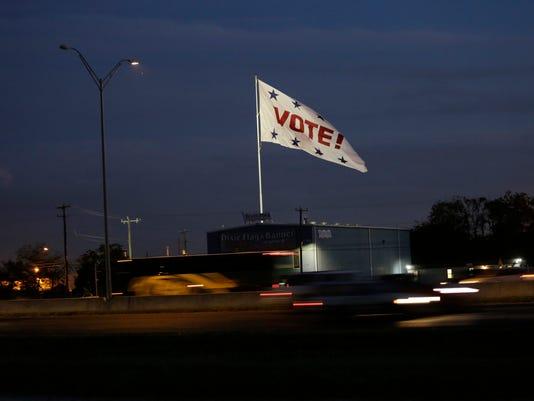 Election 2016 Texas Voting