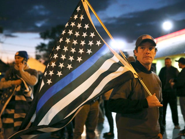 Unity or division? On Flag Day, America ponders its national