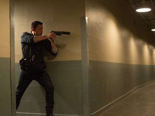 "Ben Affleck has a certain set of skills in ""The Accountant."""