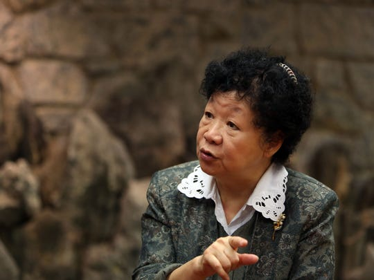 Maryknoll Sister Joanna Chan, who used theater to serve