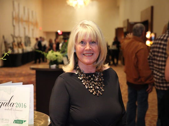Tipper Gore, the former Second Lady who lives mostly