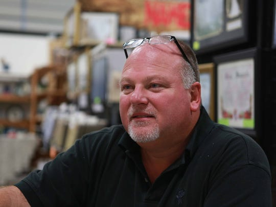 Mark Pearman is the owner of The Branson Craft Mall.