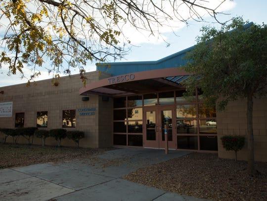 The Tresco Consumer Services building houses job training