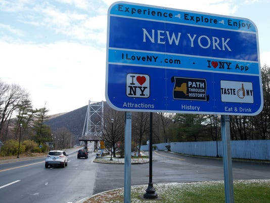 New York State Road Signs