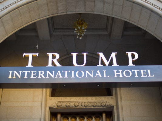 AP TRUMP-HOTEL-BUSINESS AND POLITICS F FILE A ELN USA DC