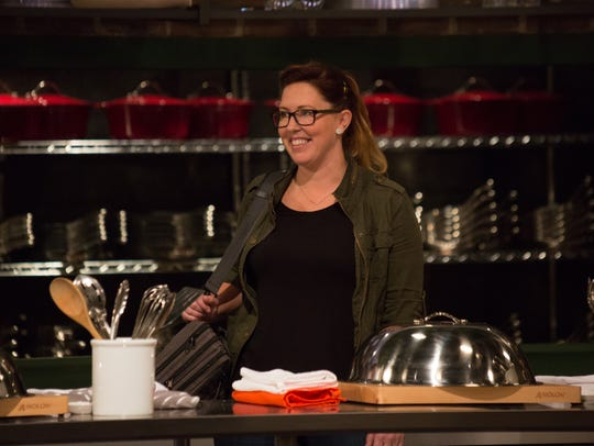 "Annie Pettry on ""Top Chef"""