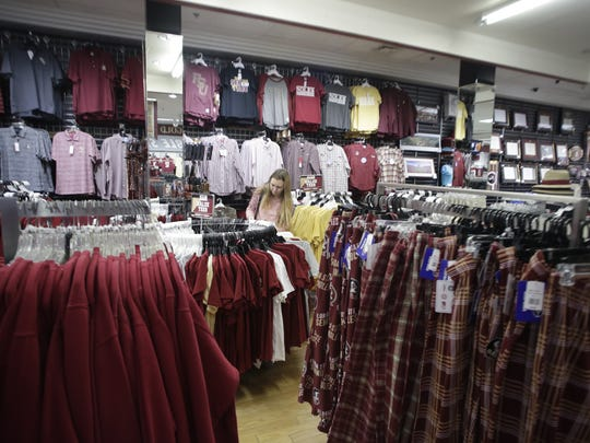 The Garnet & Gold stores on Governors Square Blvd and West Pensacola Street are offering Black Friday deals.