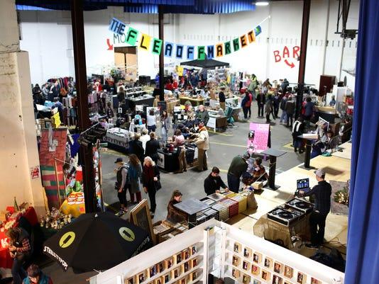 Flea Off Holiday Market Bazaar 7