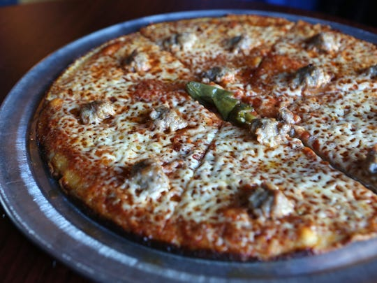 Friday is National Pizza Day.