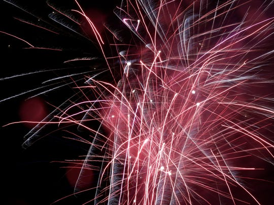 Tallahassee Downtown Improvement Authority  helped ring in the new year by hosting a family-friendly New Year's Eve fireworks display at Cascade Park.