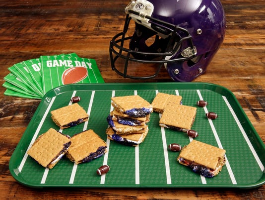 Game Day S'mores