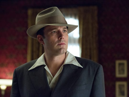 Ben Affleck stars as Joe Coughlin in 'Live by Night.'