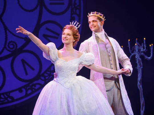 """Cinderella"" is coming to the Old National Events Plaza this weekend for a one night only performance."