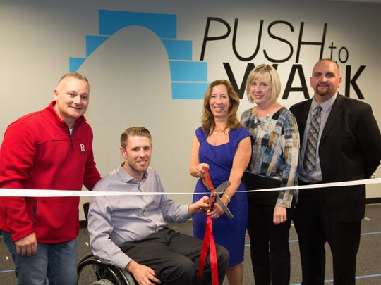 Push to Walk's move to Oakland