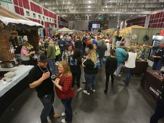 The Sertoma Chili Cook-off returns for its 36th year on Feb. 25 at the Springfield Expo Center.