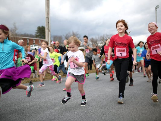 2016 Fletcher Frostbite 5K and 10K races