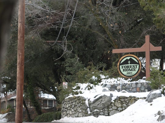 Forest Home, a Christian camp and conference center, was founded in 1938. Its leaders recently have explored a proposal of selling a portion of the spring water on the property for bottling to help sustain the nonprofit's operations.
