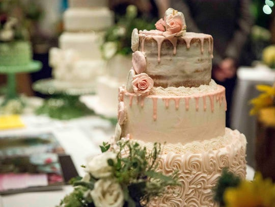 Brides- and grooms-to-be and their friends and families