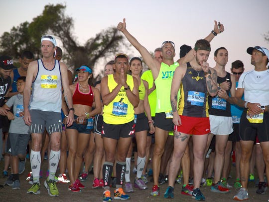 The marathon's start line will be at Memorial Park in Downtown Stuart, and the race begins at 6:30 a.m.