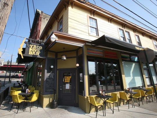 The Taco Dive Bar on Hudson Avenue in Peekskill Sept.