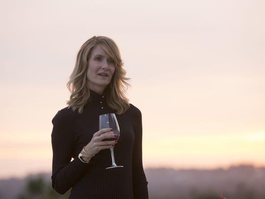 Laura Dern plays Renata Klein, a powerful businesswoman,