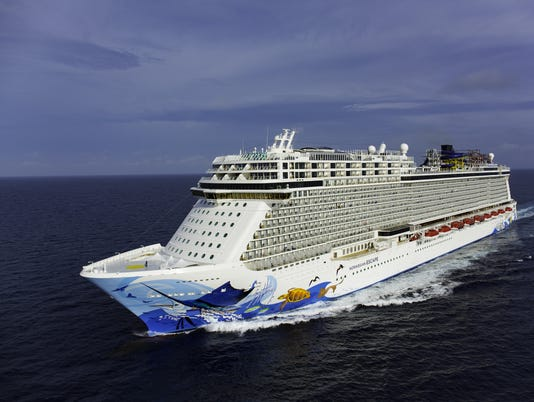 Norwegian Escape Nassau